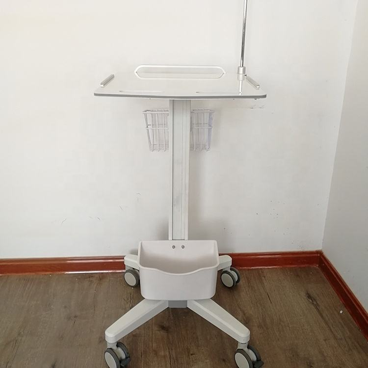 Medical equipment instrument machine trolley for hospital use