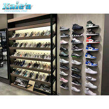 shoe store decoration/shoe store design/shoe store in china
