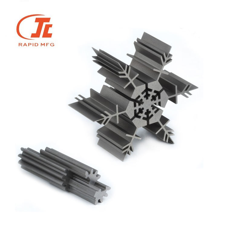 High Precision Wire Cut EDM Parts for Custom Machining Service