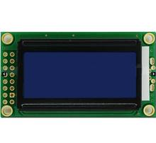 3.3V 5.0V 8x2 line 2x8 LCD yellow-green blue color