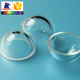 Lens Optical Dome Sapphire Domes And Optical Glass Dome BK7 Dome Lens For CCTV PTZ Camera And Underwater Camera
