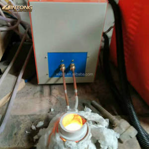 Mini Electric Induction Gold Melting Furnace