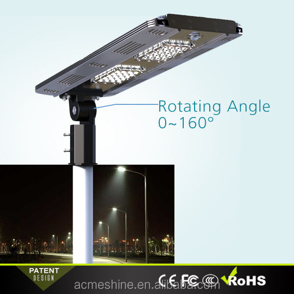 OEM/ODM Accepted Led Solar Street Light with Inbuilt Battery Do It Yourself Others
