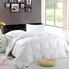 White Polyester Warmth Polyester Comforter/ Duvet