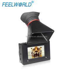 "FEELWORLD 3.5"" EVF SDI HDMI Electronic external viewfinder for dslr"