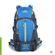 Modern Design Popular Custom Logo Backpacking Emergency Survival Climbing Mountain Camping Travelling Backpack