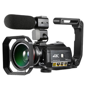 Winait 24 Mega Piksel kamera video Digital super 4 k video perekam wifi digital camcorder dengan 3.0 ''layar sentuh