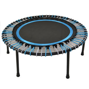 Bungee rope suspension fitness trampoline rebounder factory directly offer