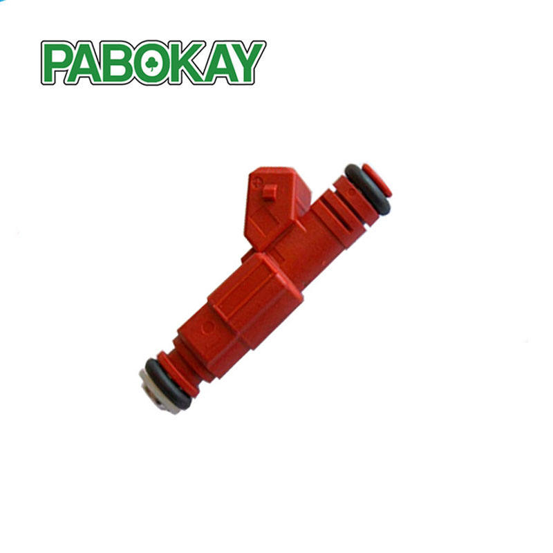 *Cleaned /& Flow Tested* Fuel Injector Set 5 Volvo 2.4//2.5//2.8//2.9 0280155831