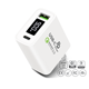 PD fast mobile phone wall charger 5V 9V 12V 15V travel home universal dual usb wall charger