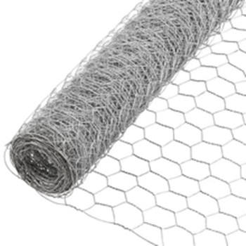 Cheap Electro galvanized Rabbit wire mesh / chicken wire / Hexagonal wire mesh for sale