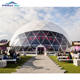 Pvc Geodesic Dome Tent Customized Half Dome Tents For Outdoor Activities