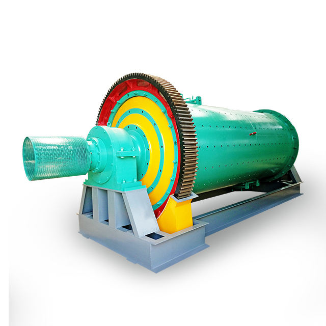 China High quality dry wet type ball mill competitive prices for grinder supplier