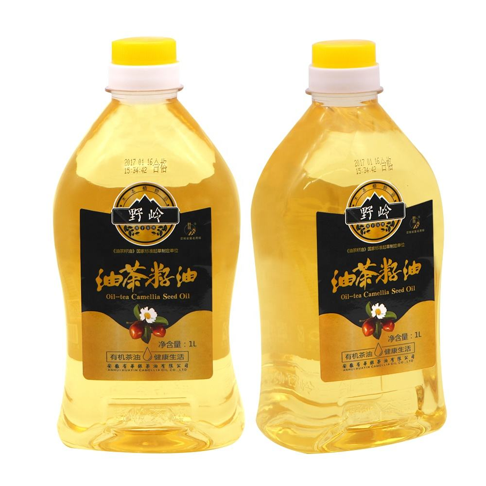 Factory Direct Sale Organic Pure Cooking 5 liter Camellia Seed Oil