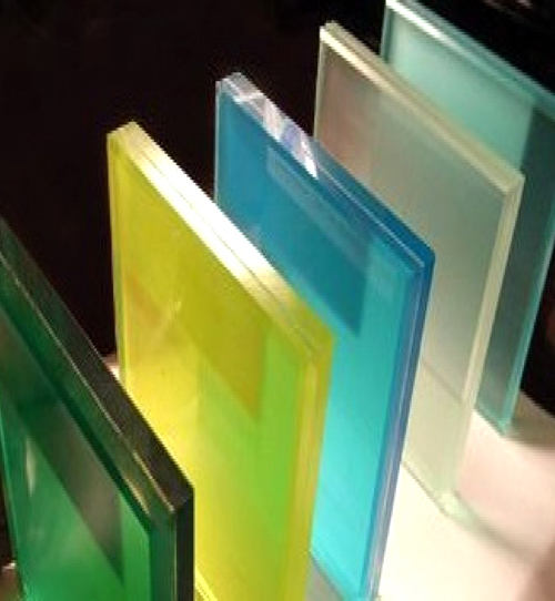 1mm-19mm Clear Tinted Reflective Glass Mirror Laminated Tempered Pattern Glass