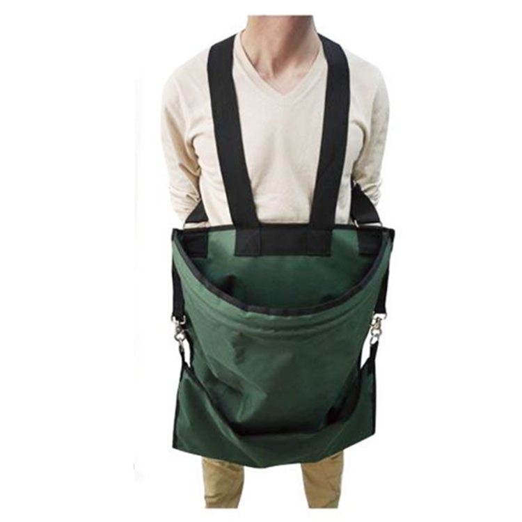 Heavy Duty Waterproof Garden Fruit Harvest Picking Apron Storage Bag