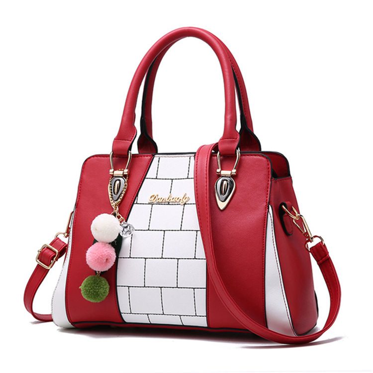 2020 cheap luxury Fashion ladies shoulder bag pu/pvc Women Handbags