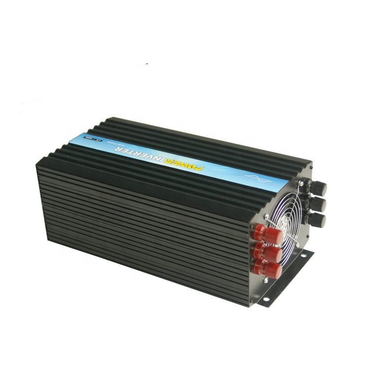 3000w 12v 220v dc-ac pure sine wave power inverter with circuit diagram convenient your operation for home appliances invertor
