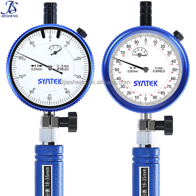 1 Set//6pcs Inner Diameter Measuring Tool Adjustable Telescopic Gauge 8-150 mm Internal Measurement Bore Engineers Kit