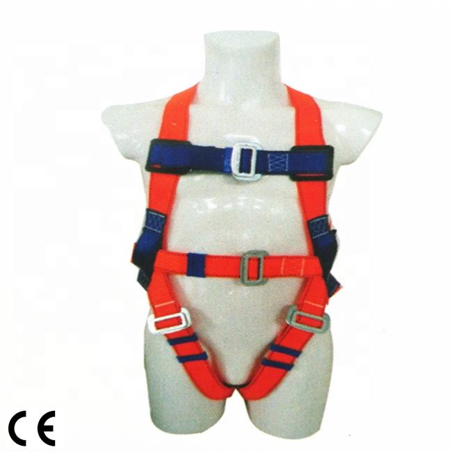 full body safety harness high altitude work labor protection