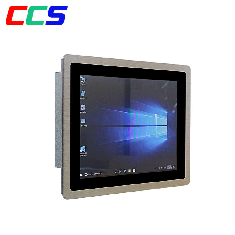 "12.1"" 800*600 Touch Screen Industrial Panel PC Price"