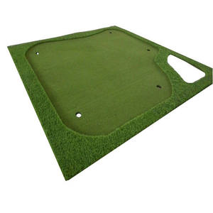 YGT 4 ou 5 furos mini indoor putting green para o quintal
