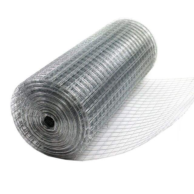 Various sizes stainless steel welded wire mesh / Galvanized iron wire