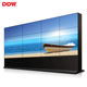 Factory hot 49 55 inch 3x3 lcd video wall frameless multi monitor display Digital Signage floor stand full hd video wall