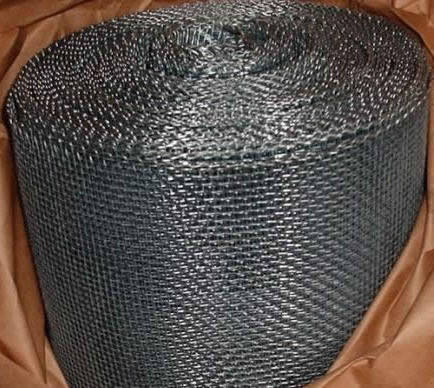 Factory price black wire cloth filter mesh for sale
