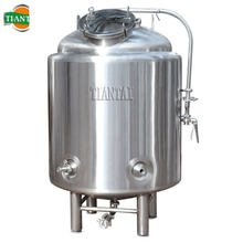 1 barrel/bbl bright beer tank BBT for beer maturation