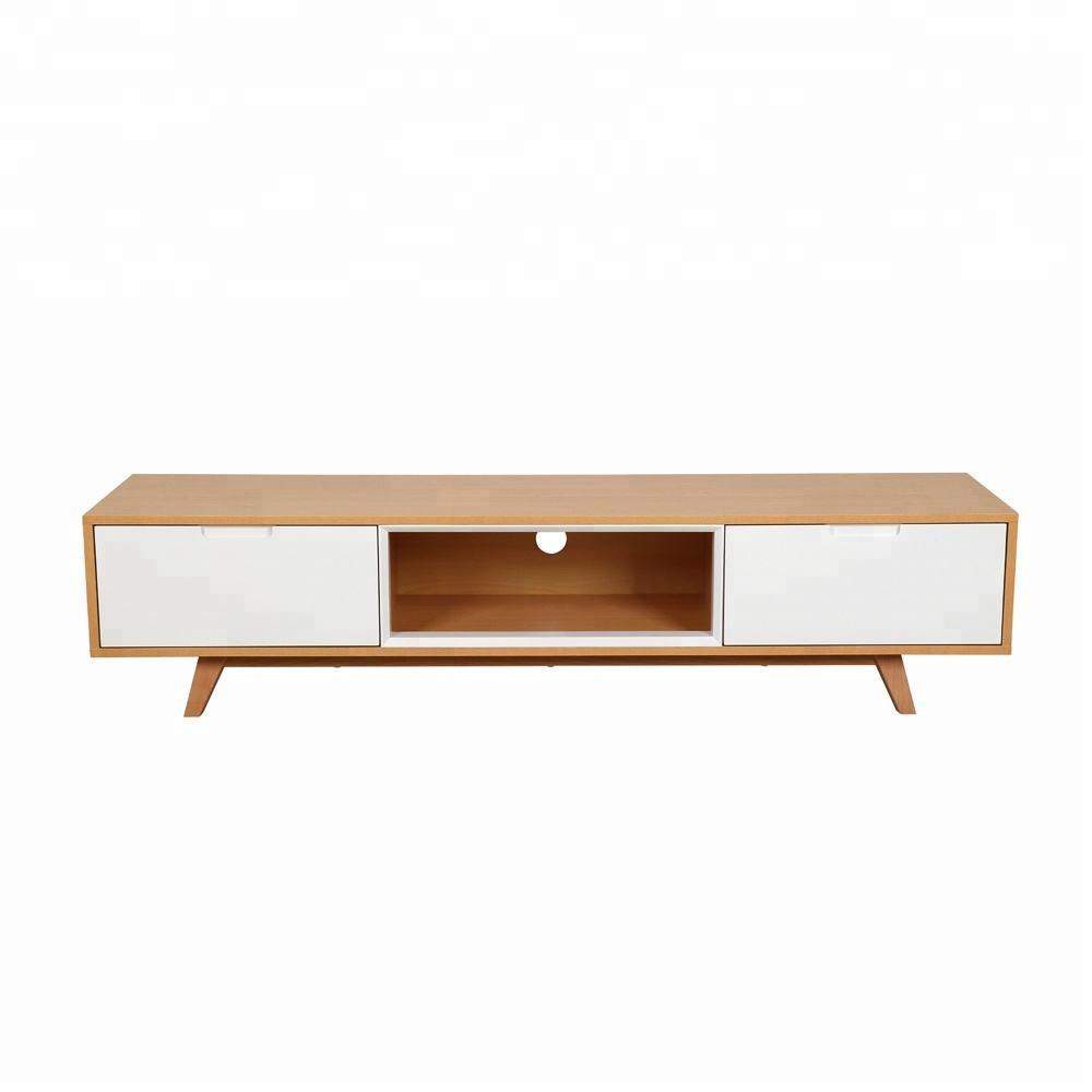 simple mdf living room TV stand wooden TV stand furniture