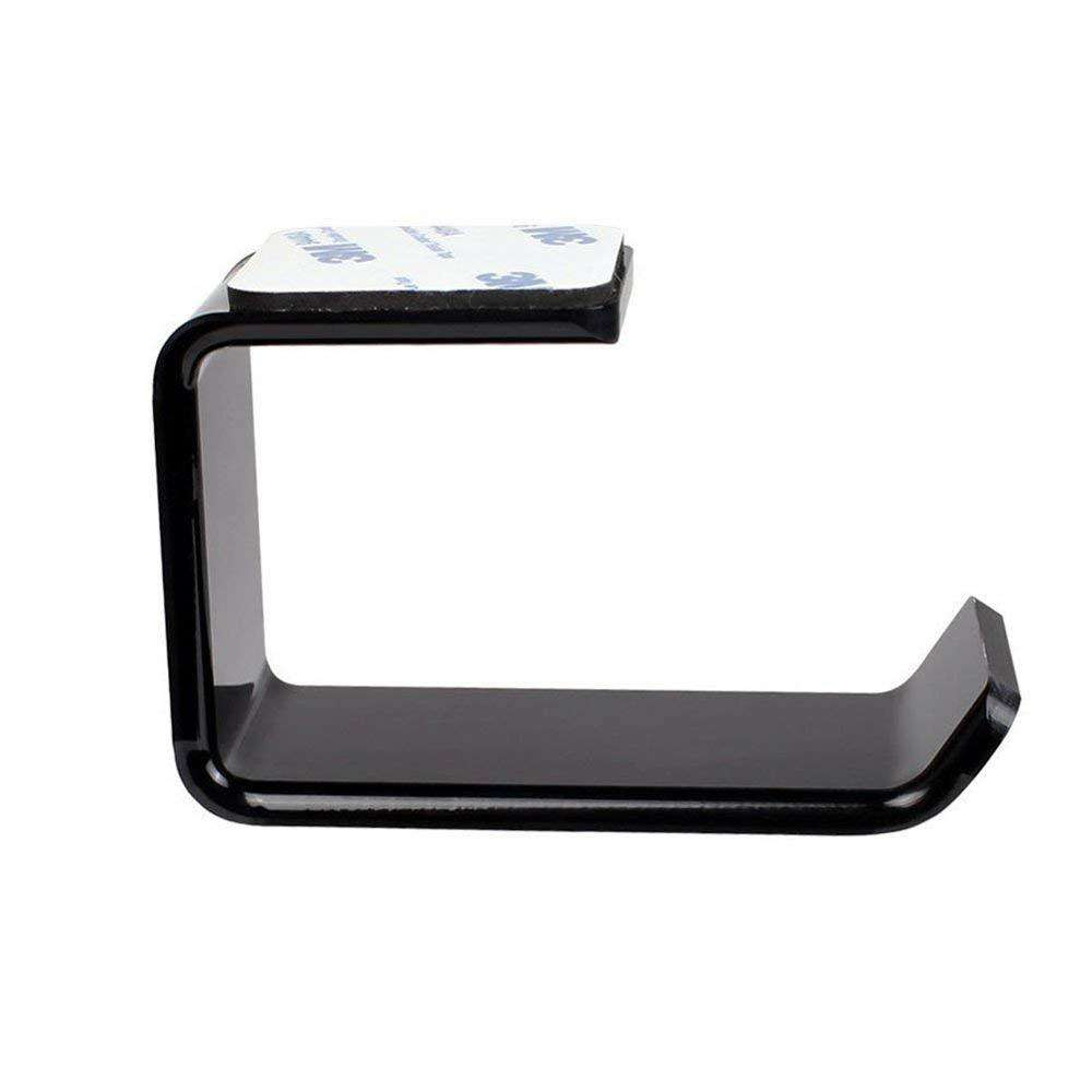 wholesale headphone hanger stand under desk acrylic headphone hook