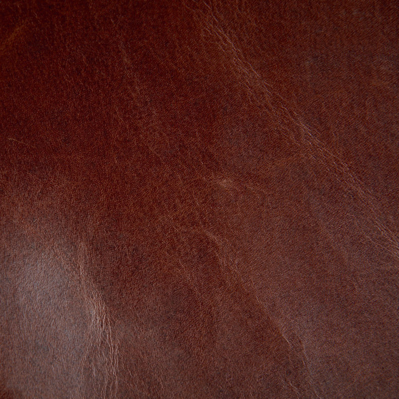 more color bovine full grain-aniline treated with oil pull up effect genuine cow leather