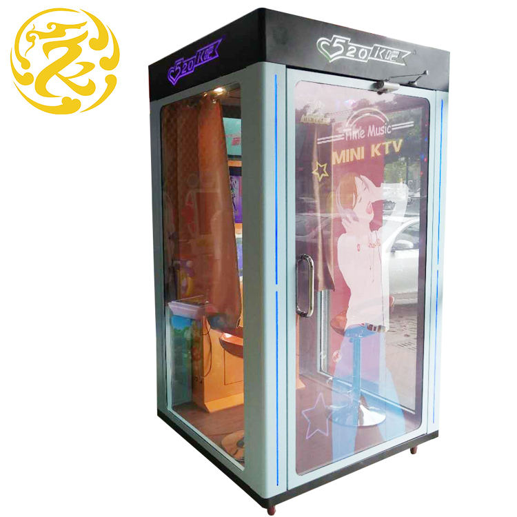 Chenshou آلة لعبة تسلية آلة 2 لاعب الغناء كاريوكي البسيطة الذاتي مساعدة كاريوكي غرفة