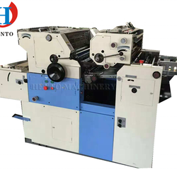 Fully Automatic Two-color Paper Cup Offset Printing Machine / Offset Printer / Paper Printing