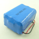 Green power professional 18650-6S1P li-ion battery pack for robot