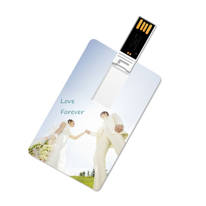 OEM Plastic Credit Card USB Flash drive pendrive 8gb 16gb 32gb usb 2.0 customized or gift