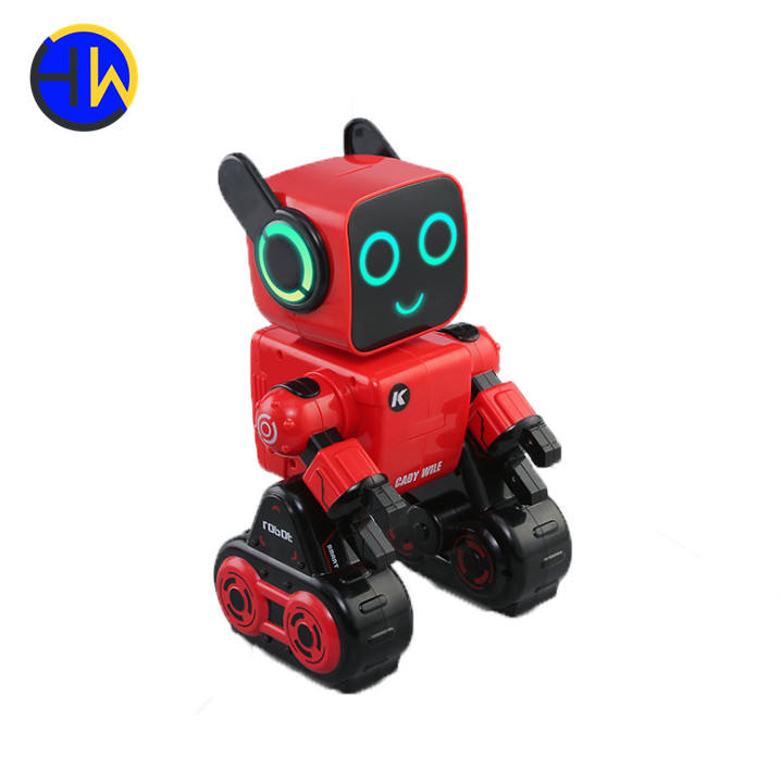 2018 jaar plastic speelgoed kids <span class=keywords><strong>auto</strong></span> transformeren educatief kit smart rc intelligent speelgoed robot
