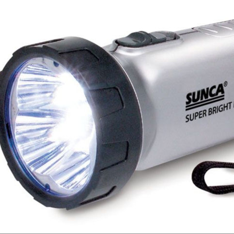 Rechargeable SMD LED Torch(CS-2208C)
