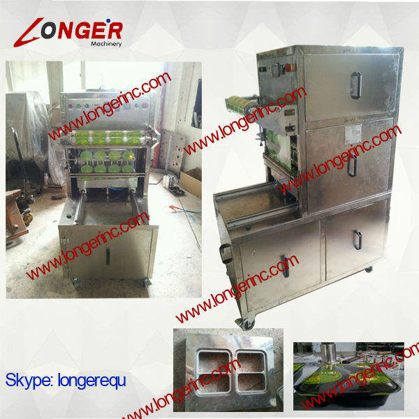 Best sale lunch box sealing machine|plastic packaging and sealing machine