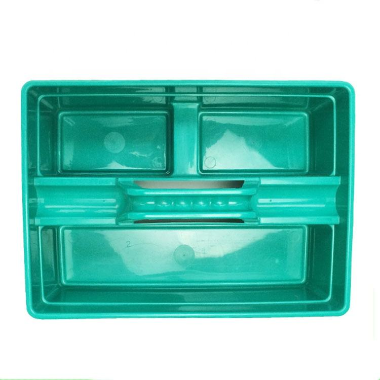 ESD Multi-Purpose Plastic Tool Caddy With Handle