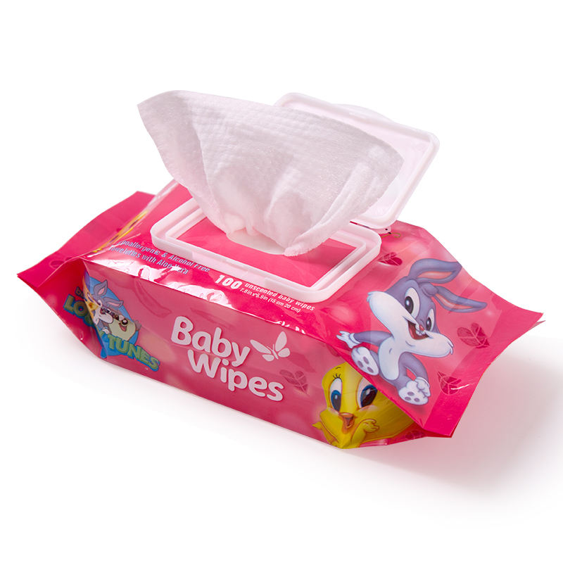 Soft Disposable Freshmake Baby Wipes Water Baby Wipes Sensitive Skin