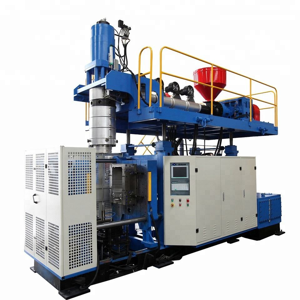 plastic container blow molding machine price