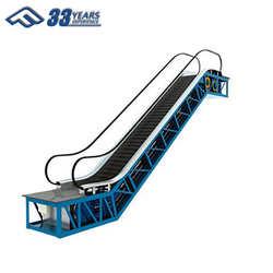 Asia fuji factory design outdoor indoor residential home electric price escalator cost house escalator