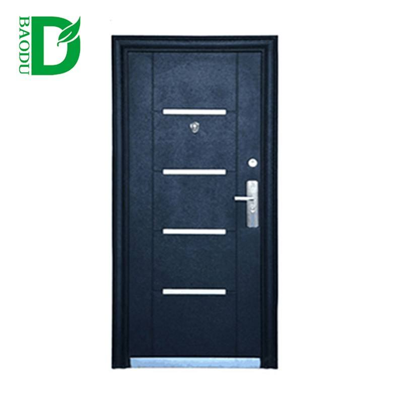 China famous steel security doors 48 inches exterior doors