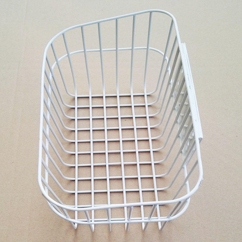Fruit Stainless Steel Wire Basket For Sundries
