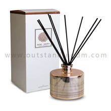 Eco-friendly Aroma And Fragrance Air Freshener Glass Bottle Wholesale Reed Diffuser