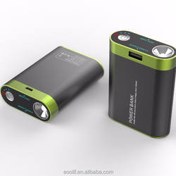 pocket electric heater/ rechargeable hand warmer/ led flashl