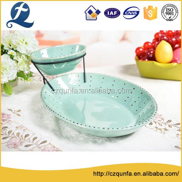 Дешевые 2 шт. керамическая посуда керамики для выпечки кастрюли с мини-кронштейн