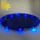 Light Up LED Serving Tray Flashing Round Tray from China